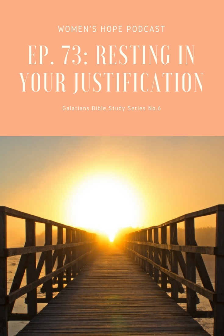 Learning to Rest in Your Justification
