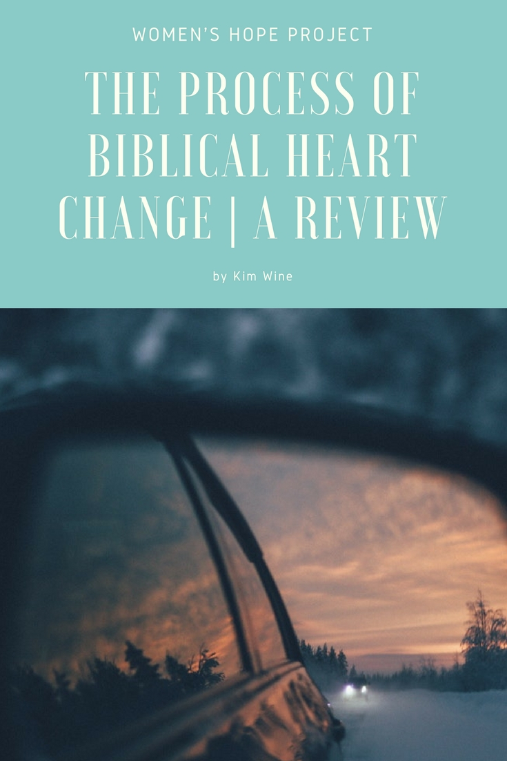 Book Review | The Process of Biblical Heart Change