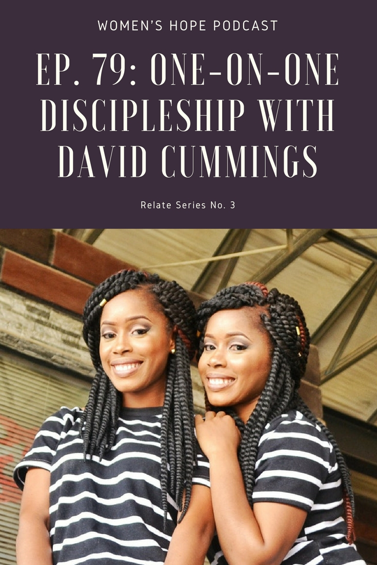 One-on-One Discipleship With David Cummings