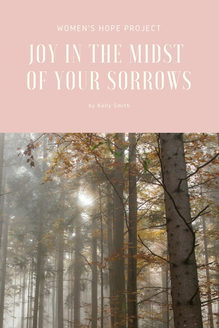 Joy in the Midst of Your Sorrows
