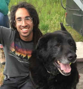 Nico and Dog