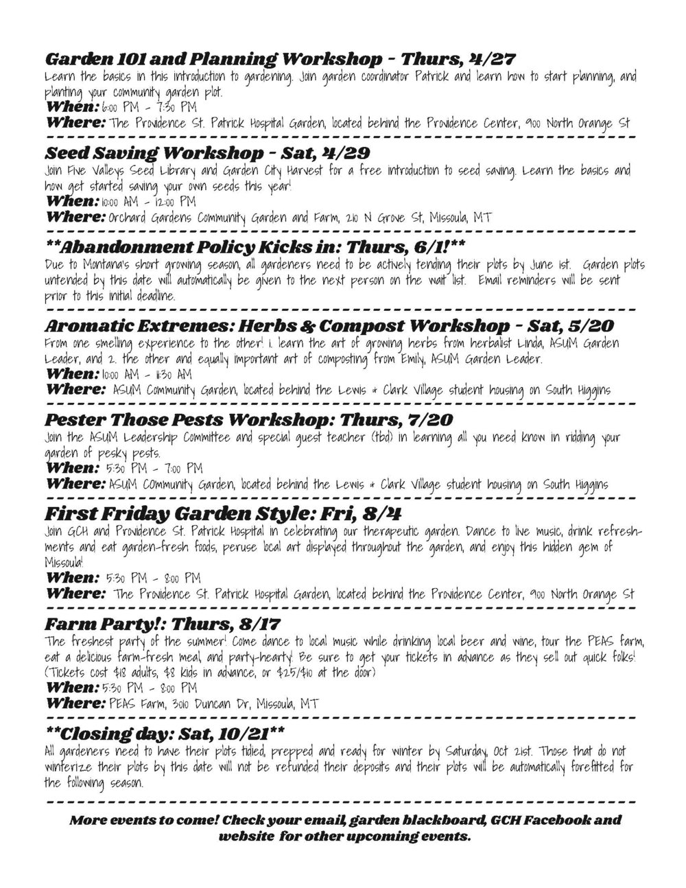Flyer of Events_Page_2