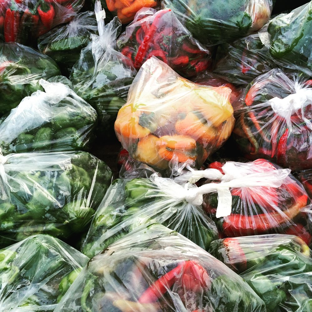 Veggie Sale! - October 18 & 19 @ River Road