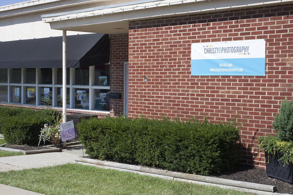 CHRISTY B STUDIO - 125 VeteranS PARKWAY, PLEASANT HILL, MO 64080