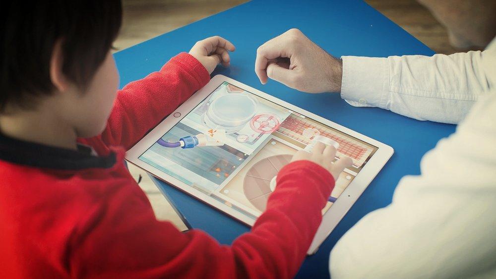 Dr. Panda Games - Play Concept Designer