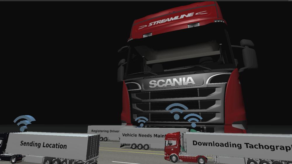 Het Geheim van Scania - VR Developer