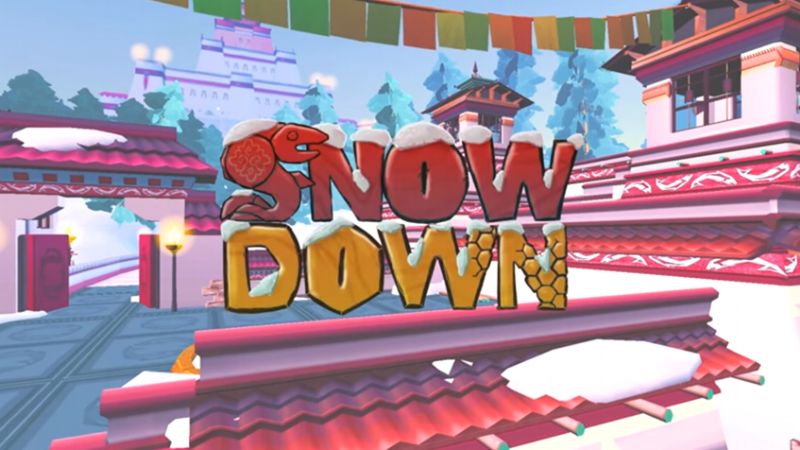 SnowDown(Mobile/Tablet, Android) - Design Lead of Prullaria for Dare to be Digital 2015 (Dundee, Scotland) // August 2015A memetic snowball fighting game for mobile.