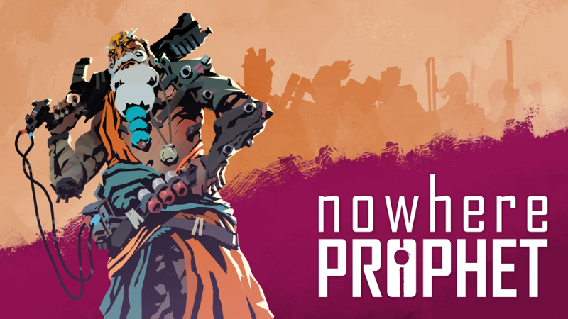 Nowhere Prophet(PC, Steam) - Freelance WriterFeb 2018 - June 2018A roguelike deckbuilding game about a pilgrimage in a post apocalyptic future with Indian roots. Wrote events, added lore, that kind of stuff.
