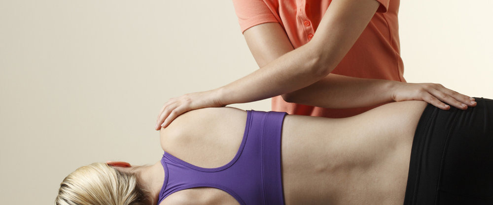 Body Correction Through Massage
