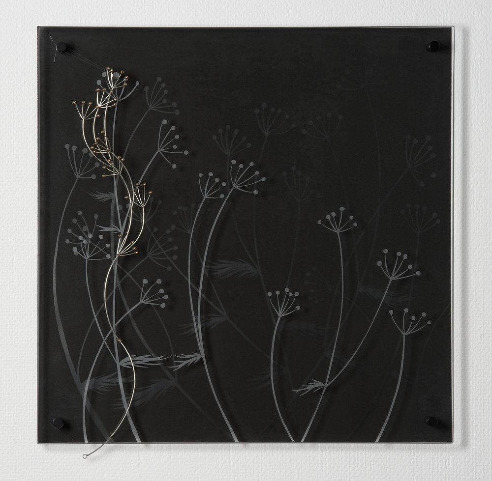 Fennel, central panel of triptych