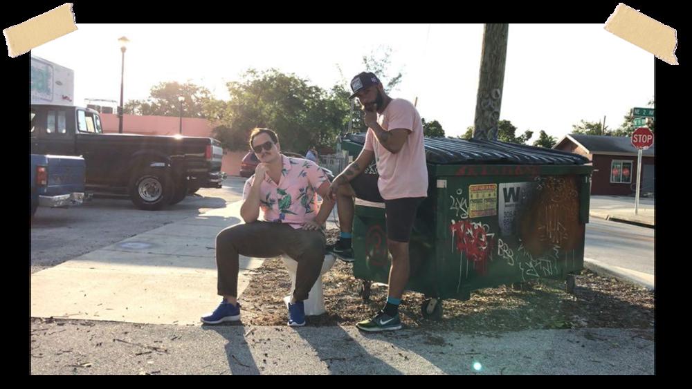 CASIMENTE  Especialidad: Funk, Soul &Hip Hop.  Una ONG con fines de lucro en contra de despacito y su subcultura. P.D. Son amigos de infancia de Luis Fonsi.