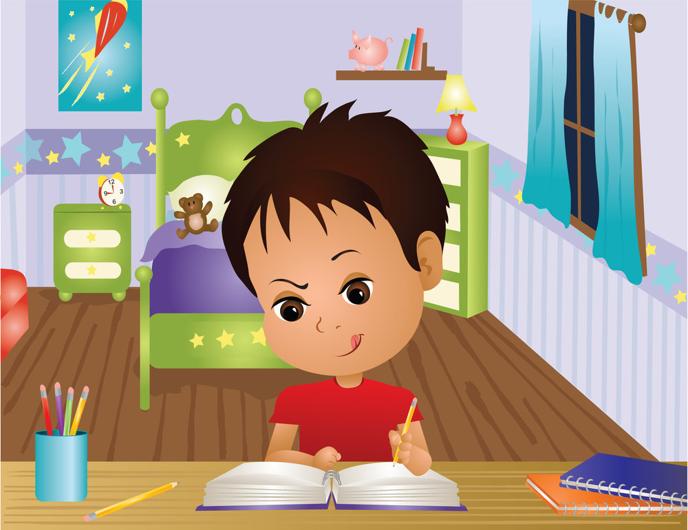 Vector Children's Illustration