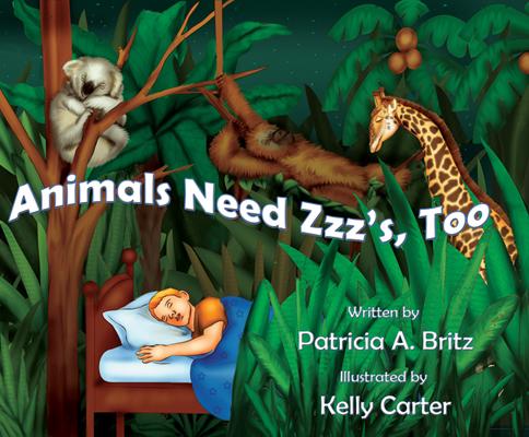 Animals Need Zzz's, Too