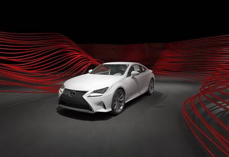 Lexus Car Dealer Store Concept Retail Store Design