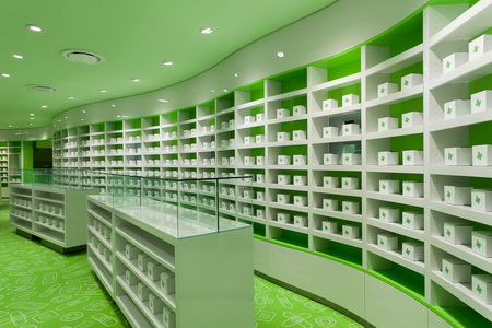 Careland Retail Pharmacy Design
