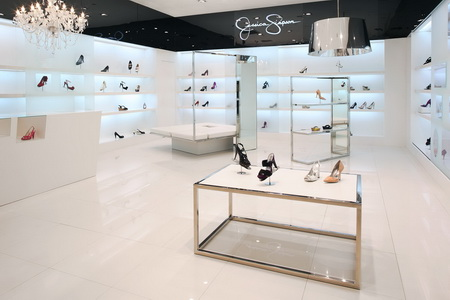 Jessica Simpson   Retail Store Design