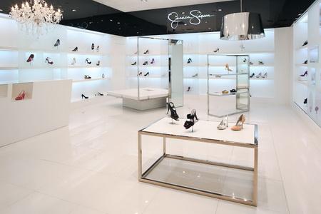 Jessica Simpson Retail Store Design