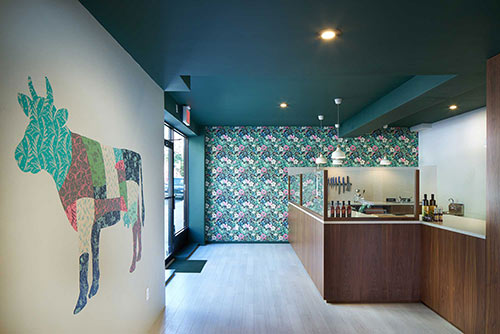 Wholesome Cuts - Butcher Shop Retail Store Design