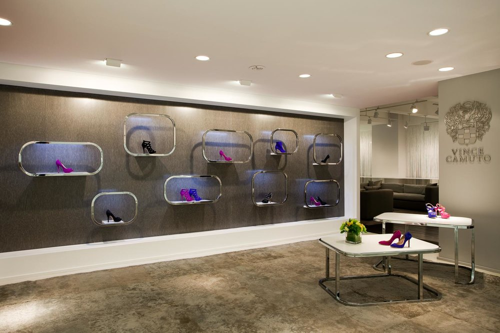 Vince Camuto Showroom Showroom Design