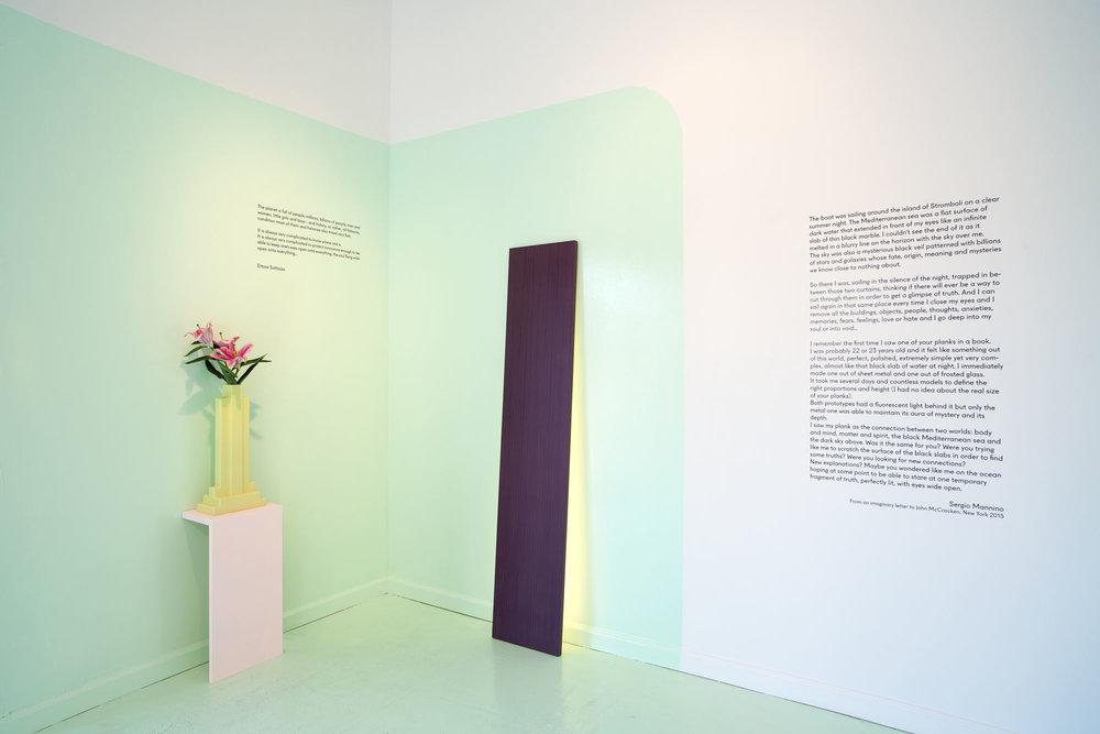 Ettore Sottsass Tantra Vase and Sergio Mannino Studio's Dear John #1