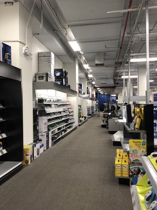 Best Buy, New York