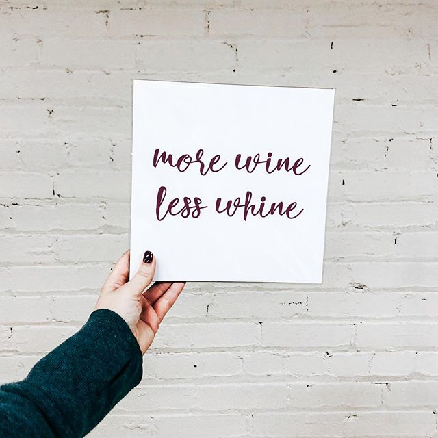 Double tap if you agree. 🍷