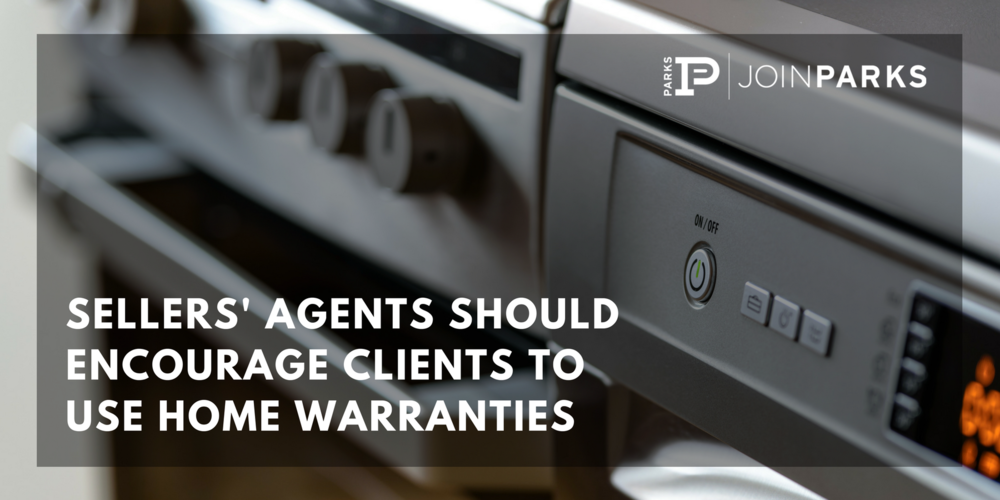 Sellers' Agents Should Encourage Clients to Use Home Warranties.png
