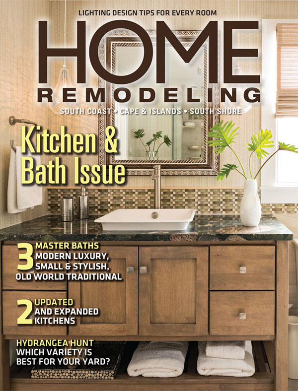Home Remodel Spring 2018 Cover