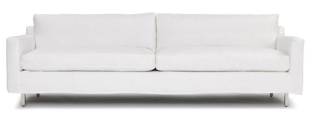 Mitchel Gold Bob Williams: Hunter Slipcover Sofa