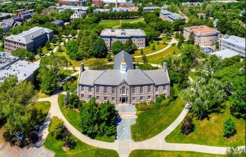 University of Rhode Island Kingston Campus