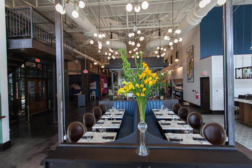 "WELCOMEtO BAZATI - Atlanta's international gathering place for eating, drinking, shopping, relaxing, and coming together.Bazati is a Croatian word meaning ""lounge around."" We created Bazati as a haven for Atlantans fromall backgrounds and all walks of life to unwind together, to enjoy good food and spirits, to converse, to connect, to idle away an afternoon, to savor this fleeting experience we call life."