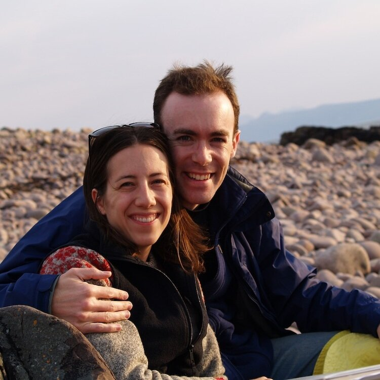 Paul & Abigail - CG Coaches - As an Englishman and an American who met in South Africa, we love the adventure of being part of God's big family! We enjoy bringing that sense of family to others as together we learn to live like our big brother Jesus.