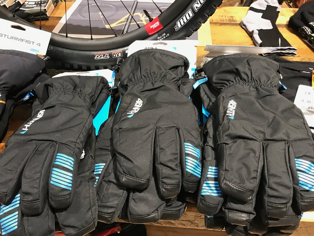 45NRTH's Sturmfist 4 gloves are a great way to keep hands warm when the polar vortex hits.