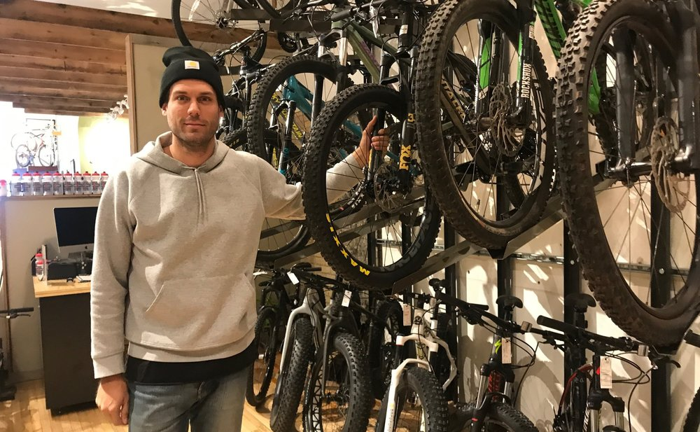 The pros at One on One Bicycle Studio are ready to answer all your winter biking questions.
