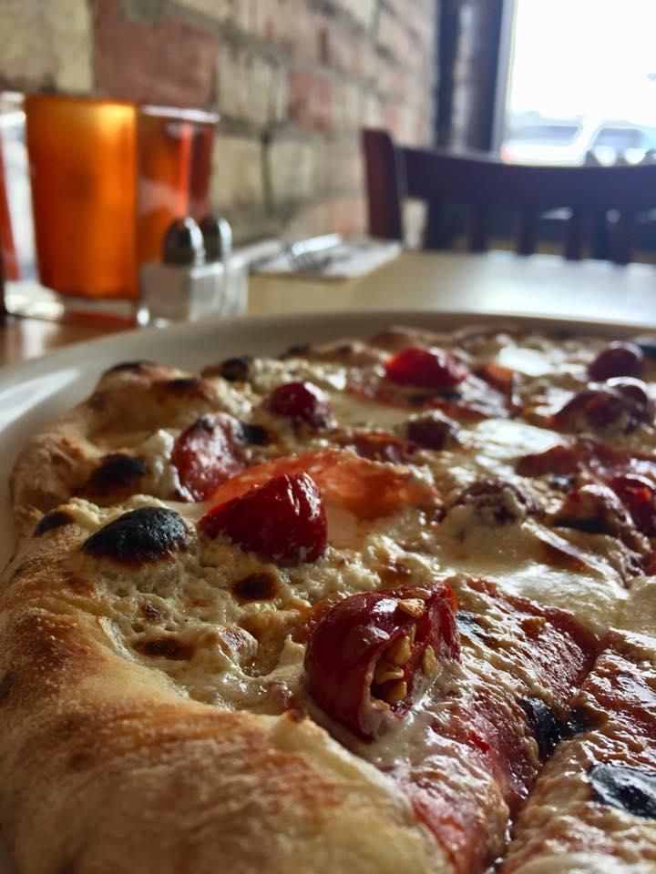 Photo courtesy of Pizza Nea