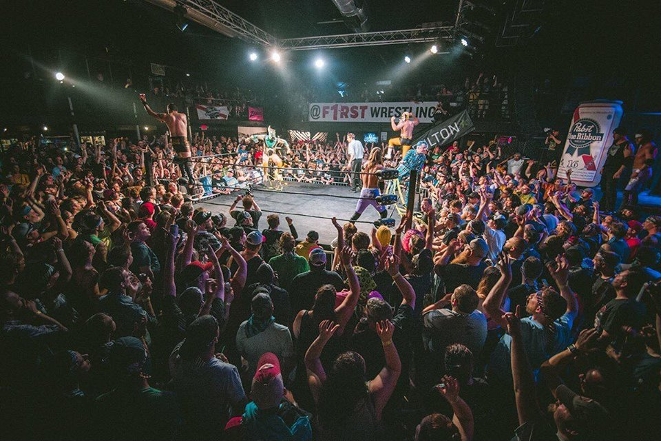 Photo from F1Rst Wrestling