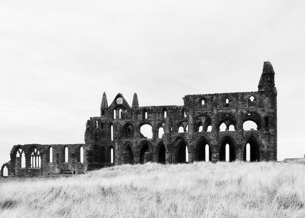 Whitby Abbey - ancient & mysterious...