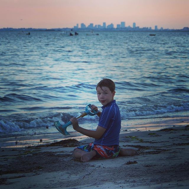 #beach and #Boston