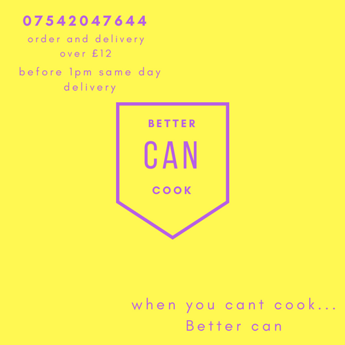 Better Can Cook - when you cant cook... better can