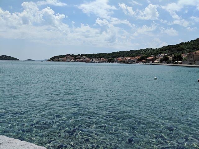 I fucking loved Tisno 😆 . . . #travel #travels #travelphotography #landscape #landscapephotography #tisno #croatia #hospitalityonthebeach #blueskies #bluewaters #ravecountry