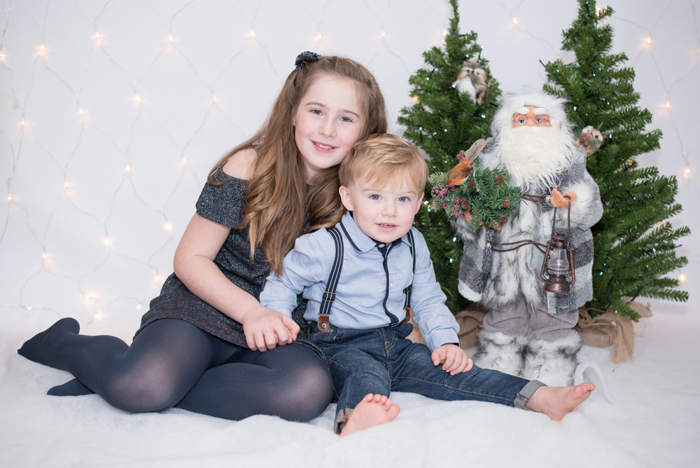 Christmas photographs