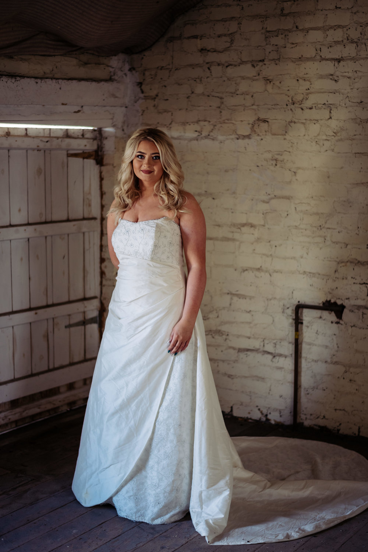 Trash the dress at Clitheroe