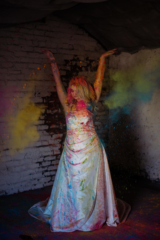 Trash the dress - Clitheroe