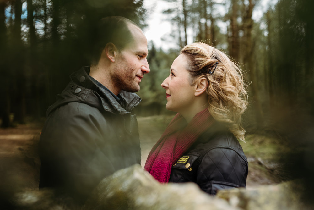 Engagement shoot - beacon fell