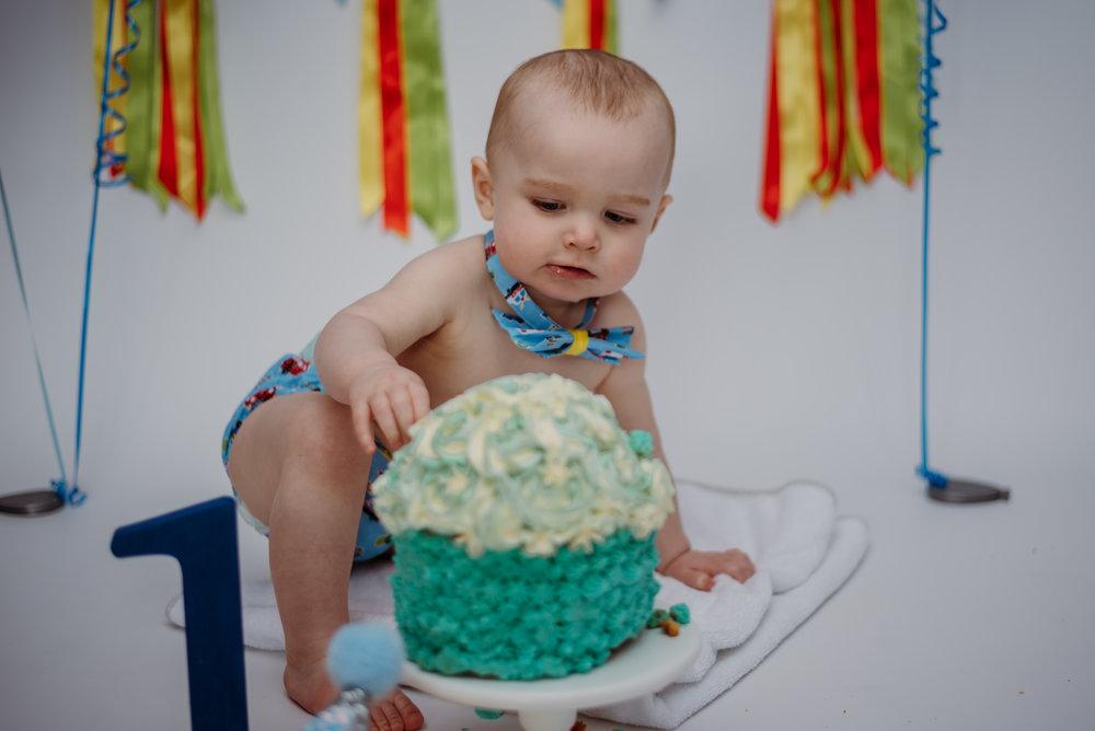 Clitheroe Cake Smash & Splash