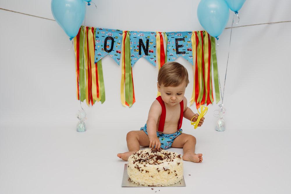 Clitheroe Cake smash and splash