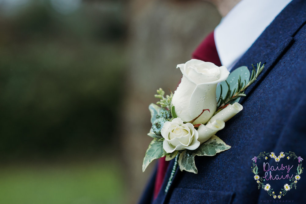 Gorgeous wedding details - Lancashire