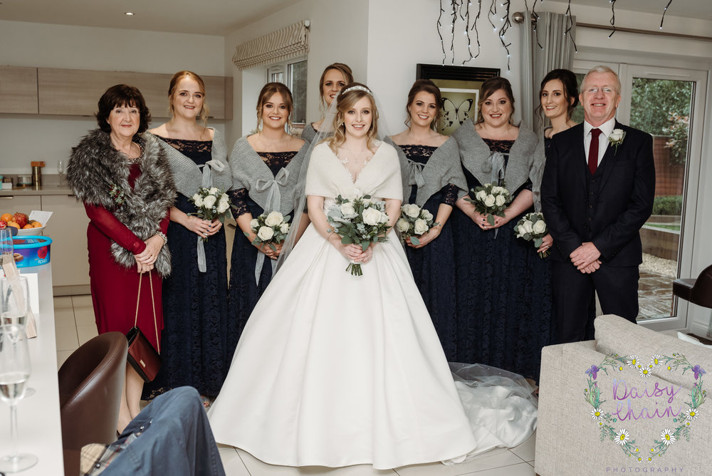 Team bride - ribble valley, lancashire