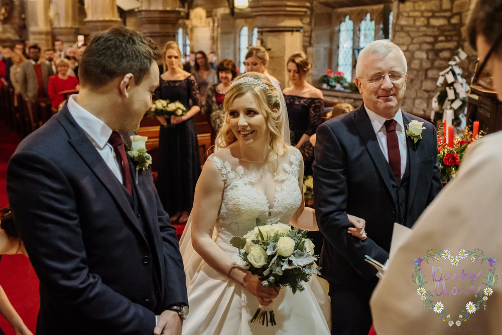 Great Harwood, Lancashire wedding