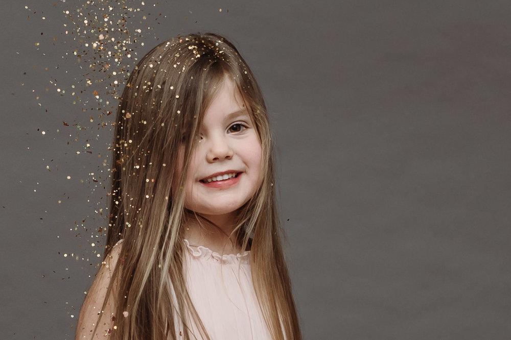Accrington glitter session